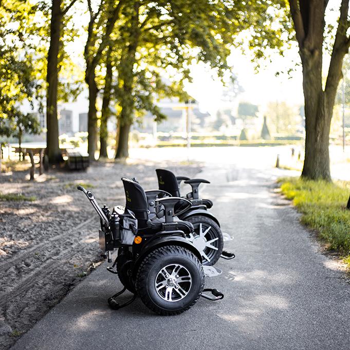 Twizzler Buddy rolstoelen